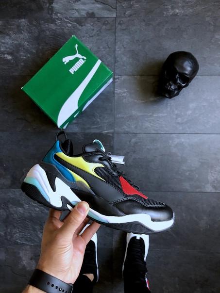 Чоловічі кросівки Puma Thunder, Репліка Люкс