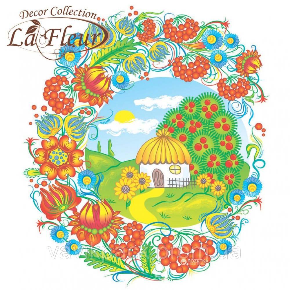 """Столовые салфетки ТМ """"La Fleur"""" Отцовский дом"""