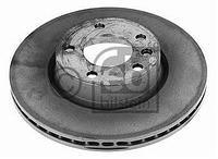 Тормозной диск передний  Опель Омега B (пр-во FEBI 02494)