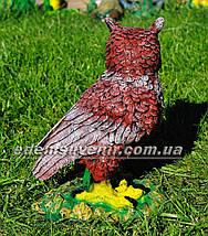 Садовая фигура Сова, фото 3