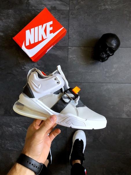 Nike Air Force 270 Grey Wolf, Репліка люкс