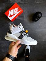 Nike Air Force 270 Grey Wolf, Репліка люкс, фото 1