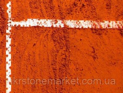 Тенисит покрытие Подольский камень