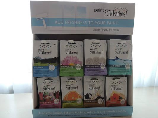 Paint SCENTsations ароматизована добавка до фарби