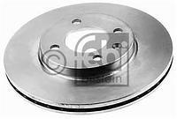 Тормозной диск передний  Сиат, Фольксваген (пр-во FEBI 06512)