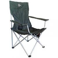 Кресло складное туристическое Ranger 'Скаут' FC610-96806 (93х55х43см), олива