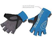 Перчатки EXUSTAR CG970 синий M