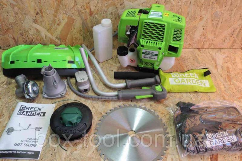 Бензотриммер Green Garden GGT-5000 м