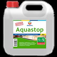 Антиплесневый грунт Aquastop Bio 1:5 Eskaro 3л