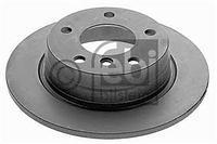 Тормозной диск задний  БМВ 3 Compact/ 3 (пр-во FEBI 01725)