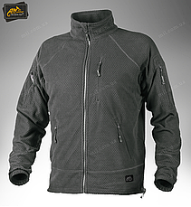 Тактическая флисовая куртка/ кофта Helikon-Tex® ALPHA TACTICAL (coyote), фото 3