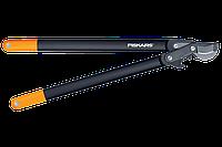 Плоскостной веткорез Fiskars с Силовым приводом II с загнутыми лезвиями (большой) (112590)
