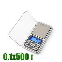 Весы ювелирные 668/MH-500, 500г (0,1)