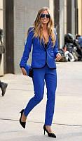 Пиджак женский синий Esmara by Heidi Klum (46 размер)