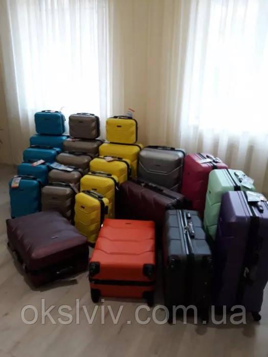 Валізи, чемодани WINGS147 Польща
