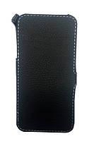 Чехол Status Book для Nokia 1 Black Matte