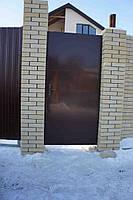 Металлические калитки в Запорожье