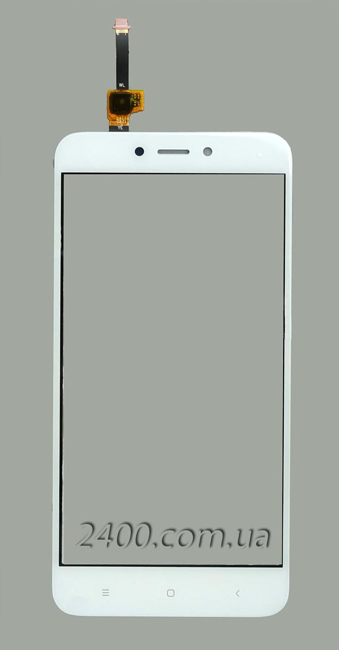 Тачскрін Xiaomi Redmi 4X (сенсор) - touchscreen для телефонів Xiaomi Redmi 4 X (Ксiомi Редмi 4Х) білий