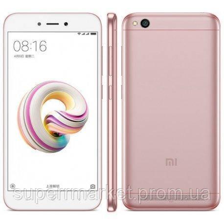Смартфон Xiaomi Redmi 5A 16Gb Rose gold Global Version