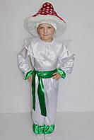 Детский карнавальный костюм Мухомор №2 (мальчик)