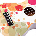 Укулеле сопрано IRIN UK100 + 2 медиатора, фото 4