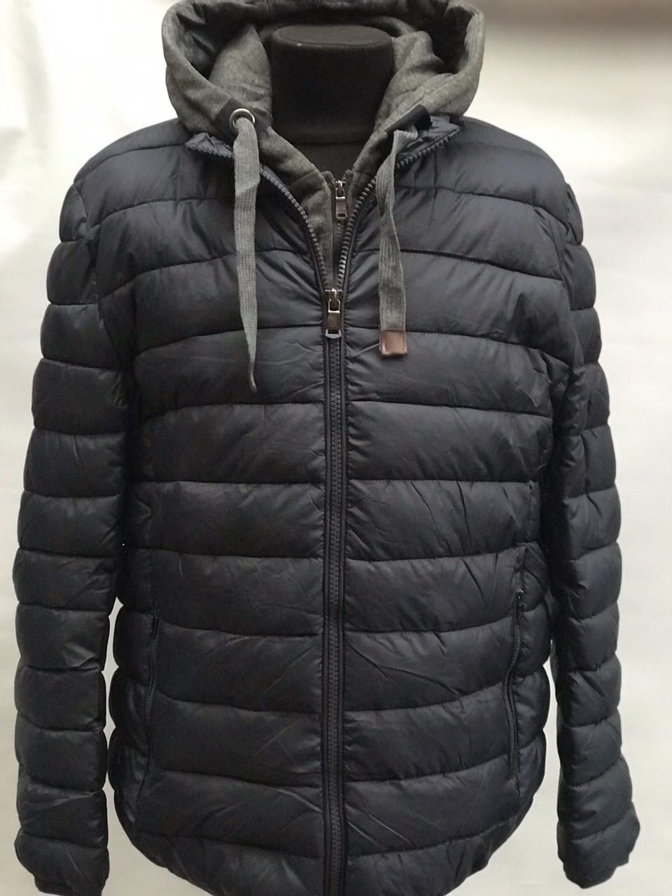 3f8941a68f8 Мужская зимняя куртка с капюшоном батал - Karia в Хмельницком