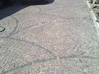 Брусчатка гранитная Азербайджан 531