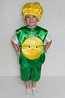 Детский карнавальный костюм Колобок №1