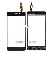 Тачскрин (сенсор) Xiaomi Redmi 4 - touchscreen для телефонов Xiaomi Redmi4 (Ксиоми Редми 4) черный (black)