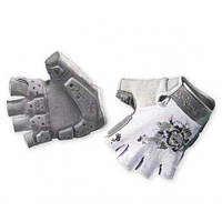 Перчатки женские EXUSTAR CG140W белые XL