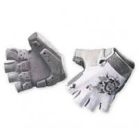 Перчатки женские EXUSTAR CG140W белые M