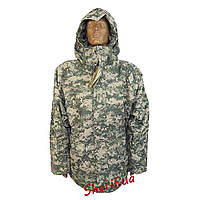 Куртка   с флисовой подстежкой камуфляж ветро-влагозащитная ACU MIL-TEC 10615070 камуфляж