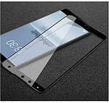 Full Cover захисне скло для Meizu 15 Plus - Black, фото 2