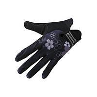 Перчатки женские EXUSTAR CG530-BK черные L