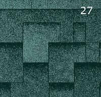 Гибкая черепица РуфШилд (RoofShield) Модерн 27 Шале