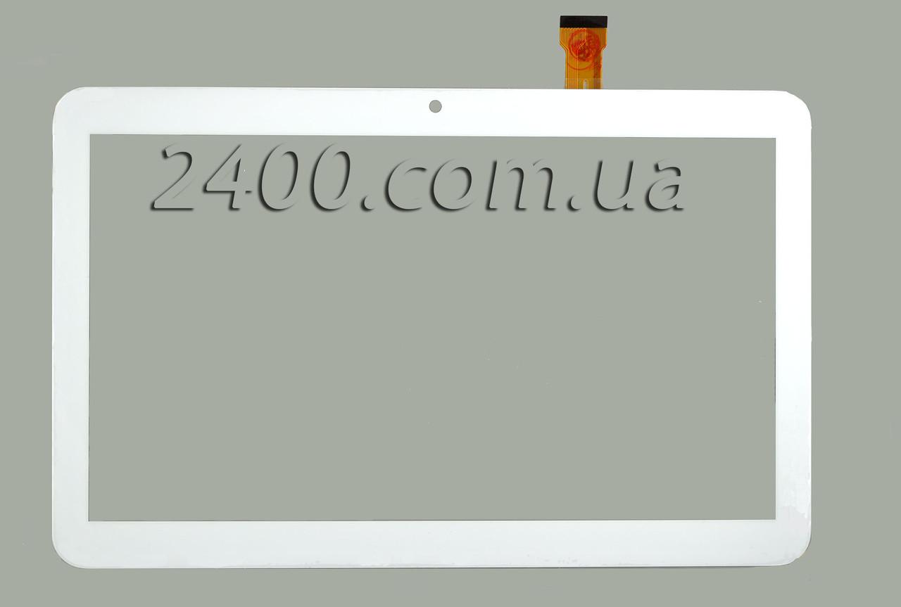 Сенсор, тачскрин для планшета NOMI C10104 Terra S белый 246*156 мм