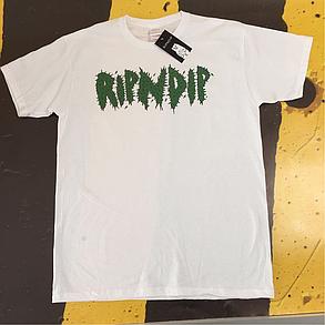 RipNDip Футболка белая | Реальные фотки | Любой размер, фото 2