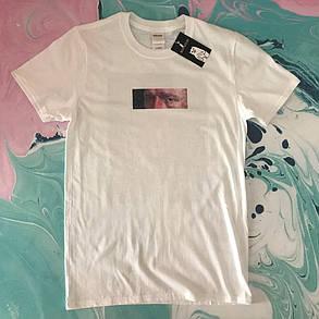 Белая футболка RipNDip Vincent van Gogh.Люкс копия, фото 2