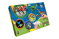 "Детский набор для творчества Комплект креативного творчества ""Dino Art"" 6257, фото 1"