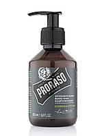 Proraso Proraso Cypress & Vetyver 200ml Шампунь для бороды