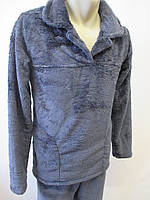Мужские теплые пижамы из махры., фото 1
