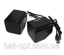 Колонки акустические Havit HV-SK473 USB black 7.2см