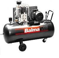 Компрессор поршневой с клиноременной передачей BALMA NS18\150 CT3 Италия, фото 1