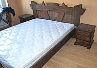 Кровать под старину из массива