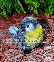 Садовая фигура Синичка, фото 2