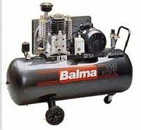 Компрессор поршневой с клиноременной передачей BALMA NS29S/200 CT4 Италия