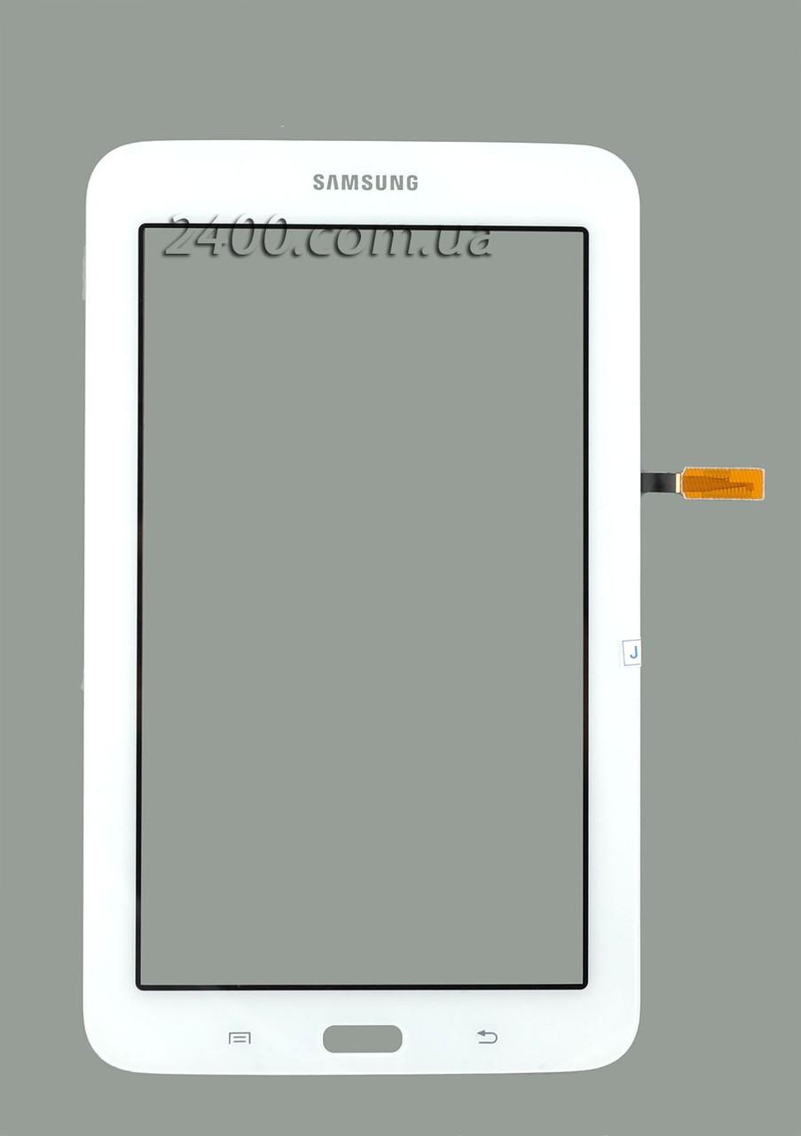 Сенсор, тачскрін для Samsung T110/T111 Galaxy Tab 3 Lite 7.0 3G білий