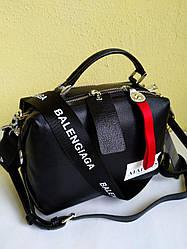 Жіноча шкіряна сумка Balenciaga