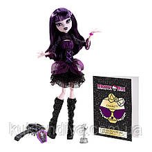 Кукла Monster High Элиссабет Камера,мотор - Frights, Camera, Action! Elissabat