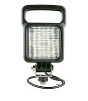 Светодиодная фара рабочего света  Wesem 100x100 LED1.46810 1500 lm 12/24V с ручкой